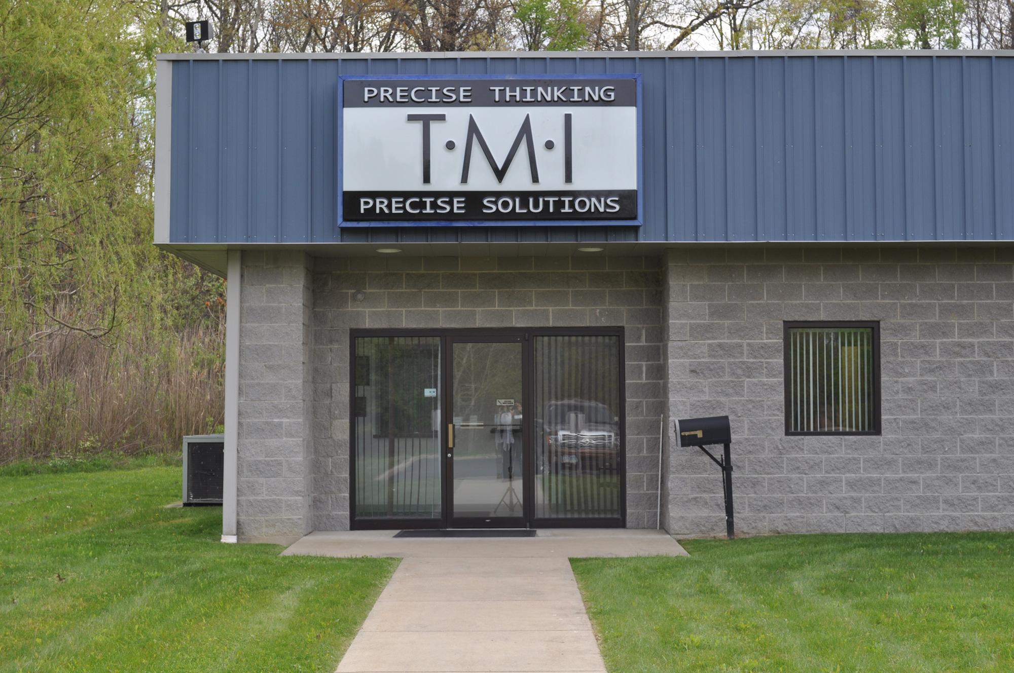 Why choose TMI?